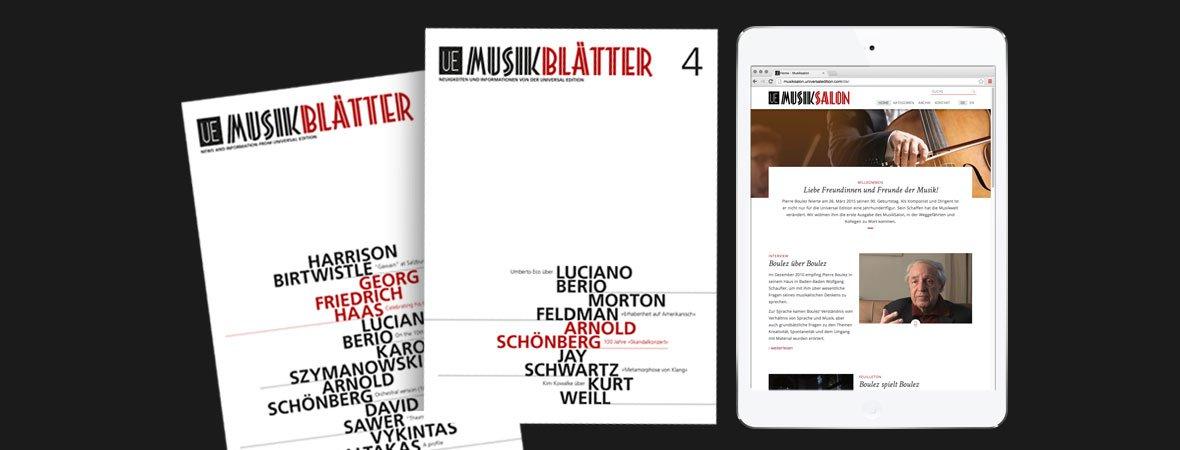 Aus einem erfolgreichen Printmagazin wurde ein ebenso erfolgreiches Online-Magazin