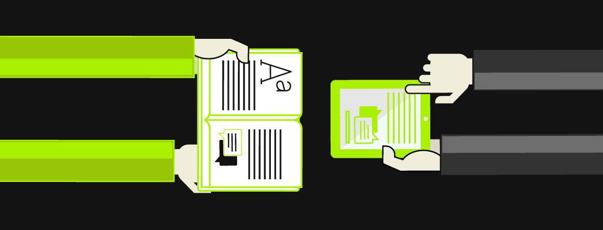 Die Zukunft der Mitarbeiterzeitschrift: Print bleibt bestehen – neben Online