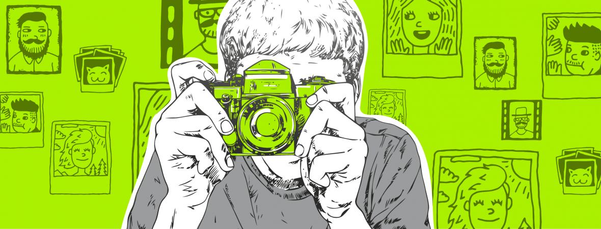 Vorsorgen mit Fotos - Mitarbeiterfotos