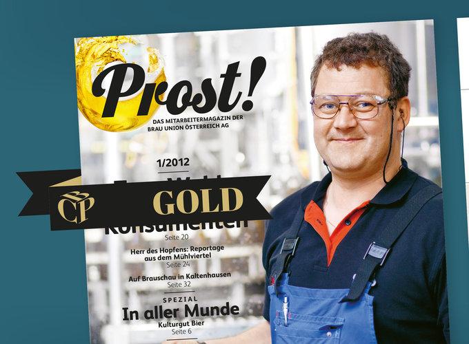 3 Magazine aus dem Hause Egger & Lerch wurden 2013 bei Europas wichtigstem CP-Wettbewerb ausgezeichnet.· Foto: © Michael Krebs / Egger + Lerch