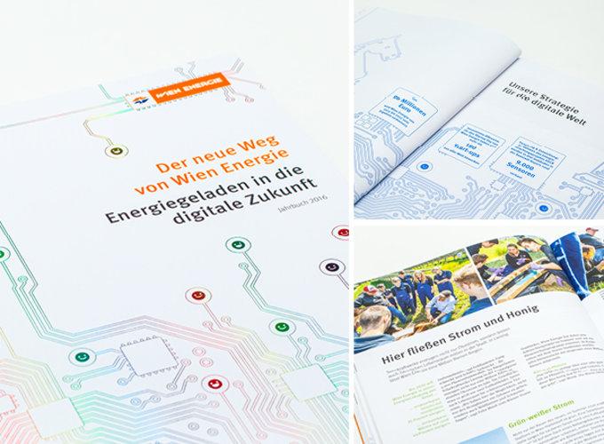 Haben Sie schon Ihre digitale Strategie erklärt? | Das Wien Energie Jahrbuch 2016