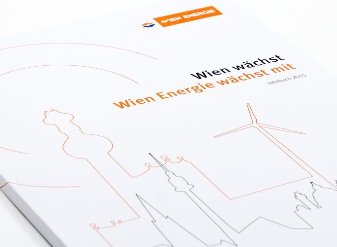 Wien Energie Jahrbuch 2015