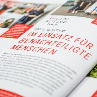 Wr. Städtische Geschäftsbericht 2018 Ansicht Innenseiten